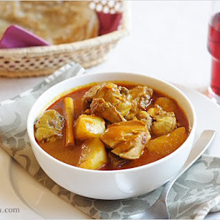 Whole Chicken Curry Recipes