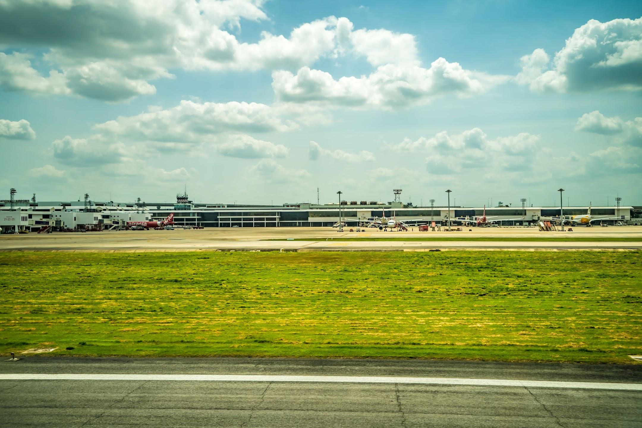 バンコク ドンムアン空港1