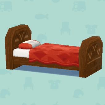 よくあるベッド