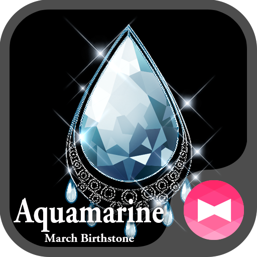 Aquamarine - March Birthstone Icon