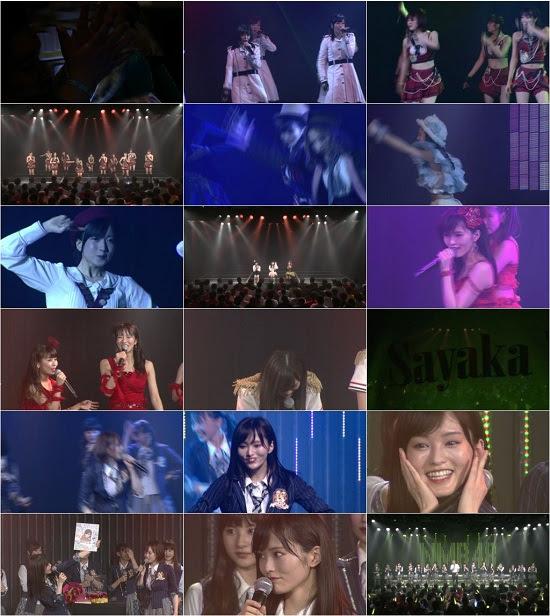 (LIVE)(720p) NMB48 チームN「目撃者」公演 山本彩 生誕祭 Live 720p 170802