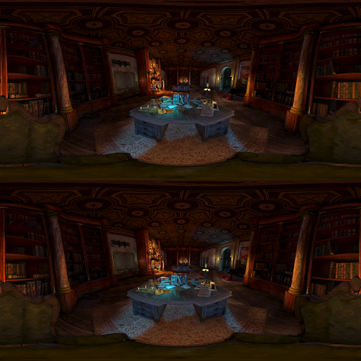Solitaire VR Games voor Android screenshot