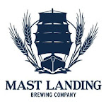 Logo for Mast Landing Brewing Company