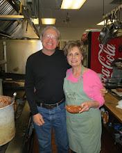 Photo: ...more kitchen crew.