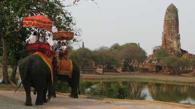 Photo: Ayutthaya - The ancient capital of Siam