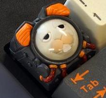 Bro Caps - Space Bunny