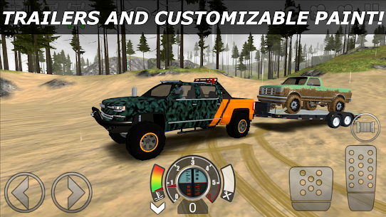 Offroad Outlaws Mod Apk (Unlimited Money + Golds + Coins)DOWNLOAD FREE 5