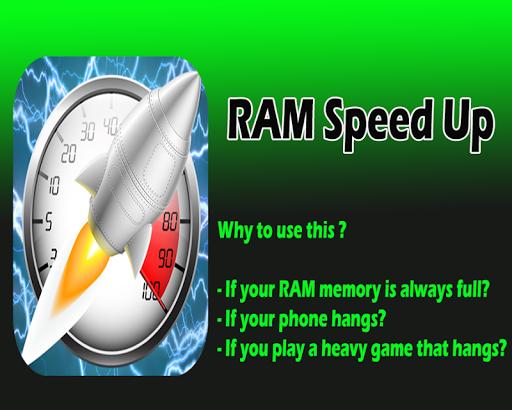 Ram Speed Up