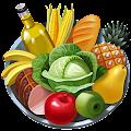 Calories in food download