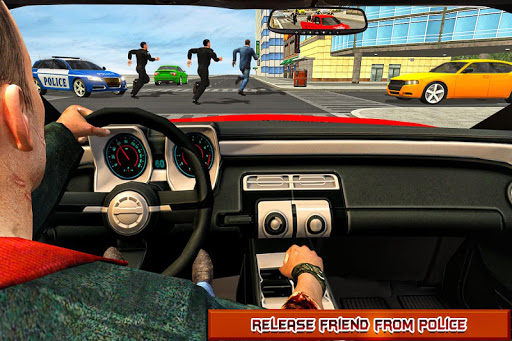 Crime Cars Street Driver: Gangster Games 2018 1.0 screenshots 6