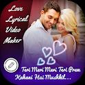 My Photo Love Lyrical Status Video Maker icon
