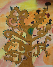 Photo: Tree of Life By Grade 3
