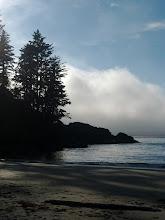 Photo: Fog rolls in