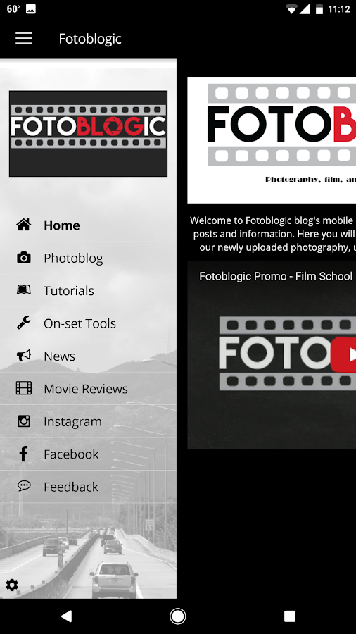 Fotoblogic - Film Photo Blog- screenshot