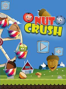 Nuts Crazy Crush Screenshot