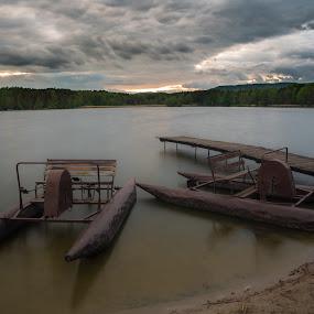by Jarda Chudoba - Landscapes Sunsets & Sunrises