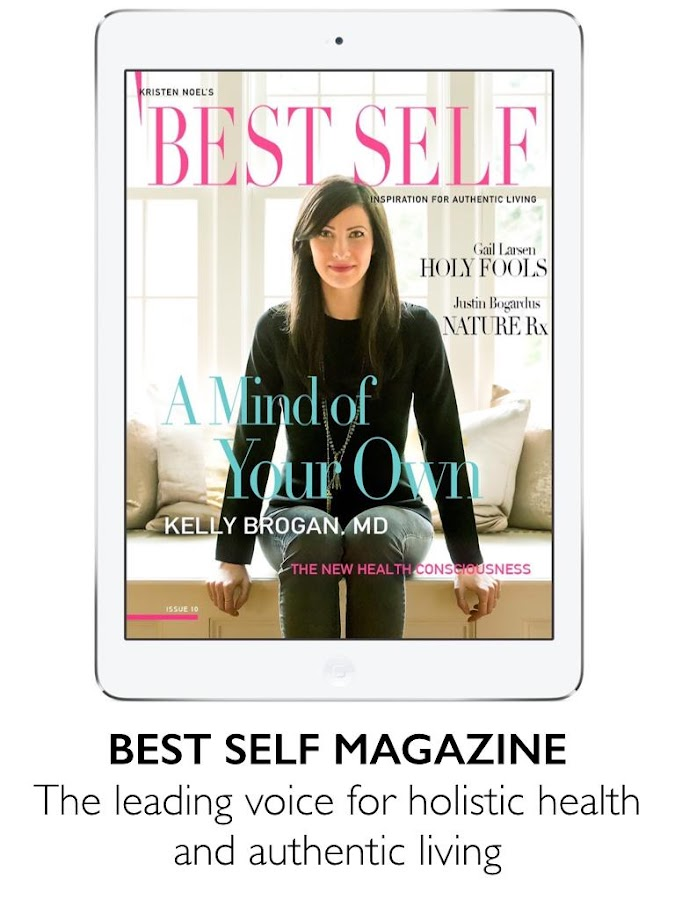 Best Self Magazine- screenshot