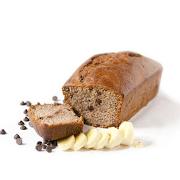 Mini Banana Chocolate Chip Loaf