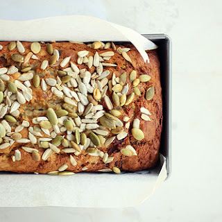 Banana, Date And Olive Oil Bread {gluten + Dairy-free}