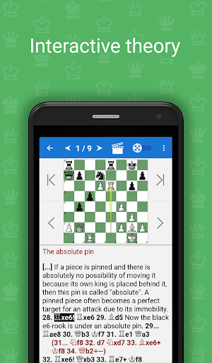 Chess Combinations Vol. 1  screenshots 3
