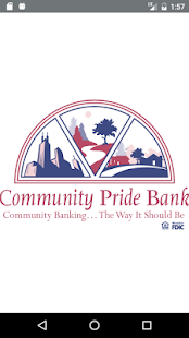 Community Pride Mobile Banking - náhled