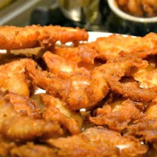 Pancake Battered White Fish Recipe