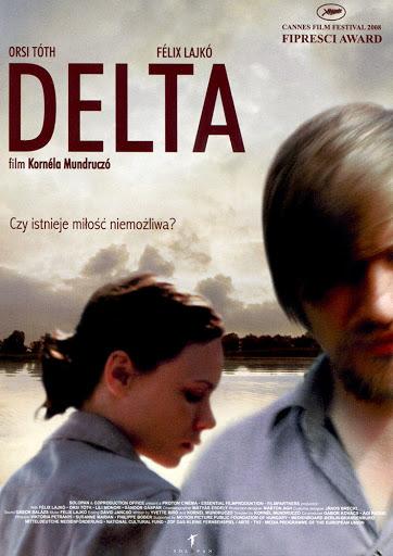 Przód ulotki filmu 'Delta'
