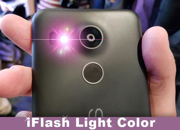 Color Flash Alert on CALL &SMS- screenshot