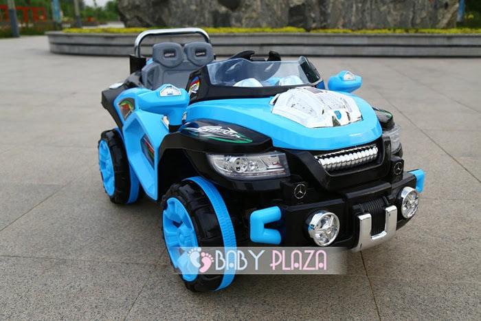 Xe ô tô điện cho bé XB-6866 5