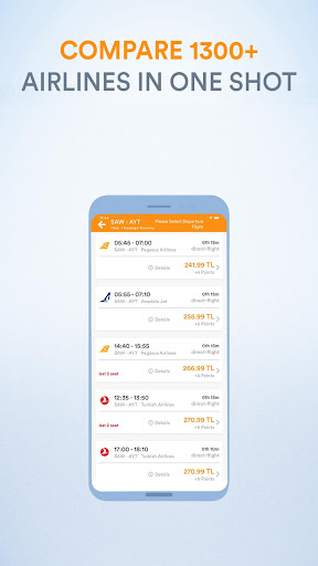 Cheapest Flights with Turna Apk apps 5