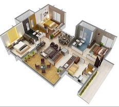 3D House Plan - screenshot thumbnail 12