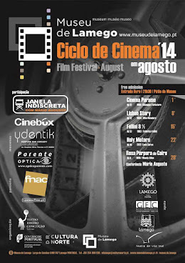 Agosto é o mês do cinema no Museu de Lamego