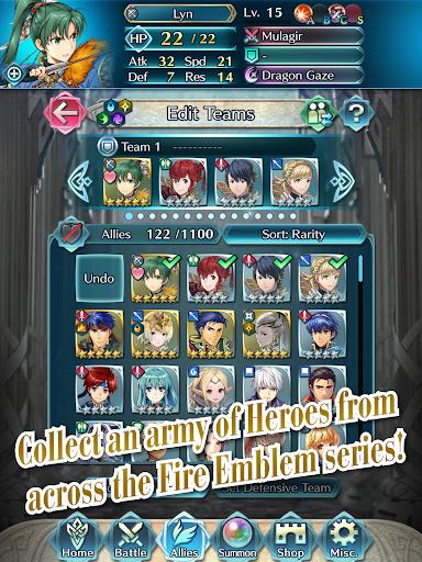 Fire Emblem Heroes screenshot 13