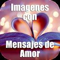 Imagenes con Mensajes de Amor icon