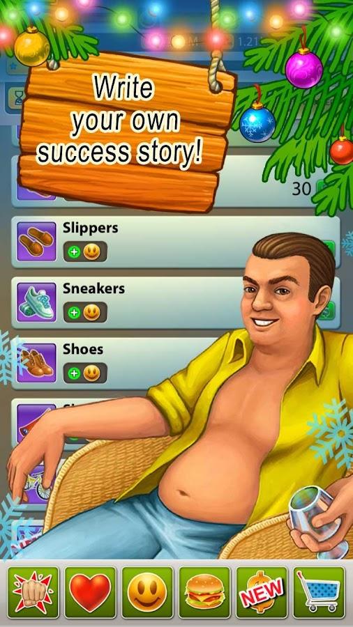 Screenshots of Megatramp - A Success Story for iPhone