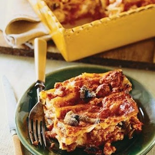 Weight Watchers Easy Chicken Lasagna