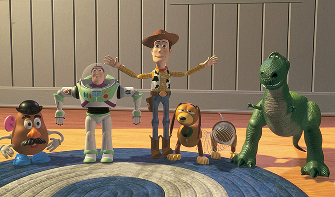 when did the first toy story come out