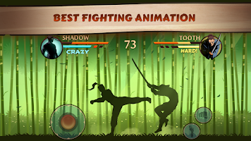 Screenshot of Shadow Fight 2