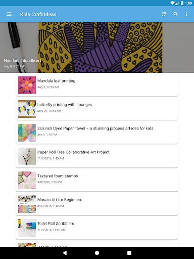 Kids Craft Ideas 1.4 screenshots 6