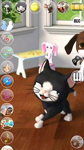 Talking Cat & Background Dog - screenshot thumbnail