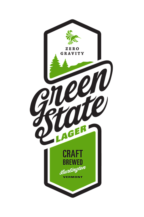 Logo of Zero Gravity Green State Lager