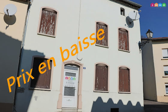 Vente maison 6 pièces