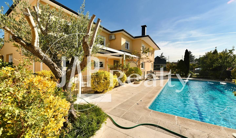 Maison avec piscine et terrasse Majadahonda