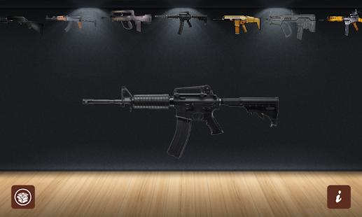 Gun sounds screenshot