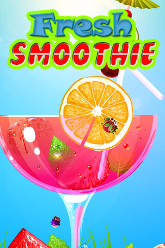 Fruits Smoothies Cooking Games