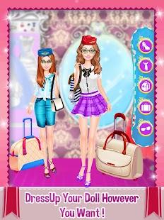 Tải Game Indian Air Hostess Salon Makeover