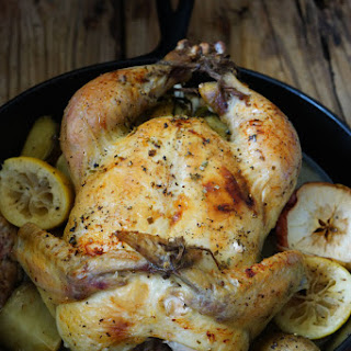 Guaranteed Moist Juicy Roasted Chicken