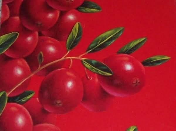 Cranberry Salad / Poppy Seed Dressing
