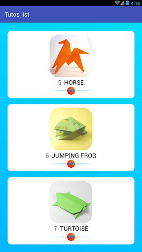 玩免費遊戲APP|下載How to Make Origami :Animals app不用錢|硬是要APP