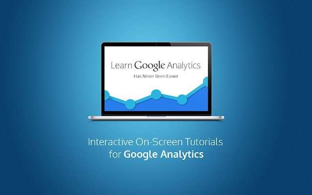 Interactive Tutorials for Google Analytics